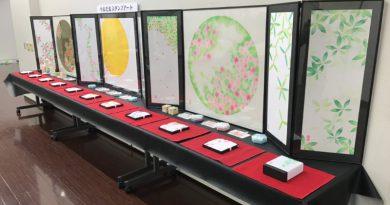 帯広市民ギャラリーで作品展示、8月11日体験会も開催